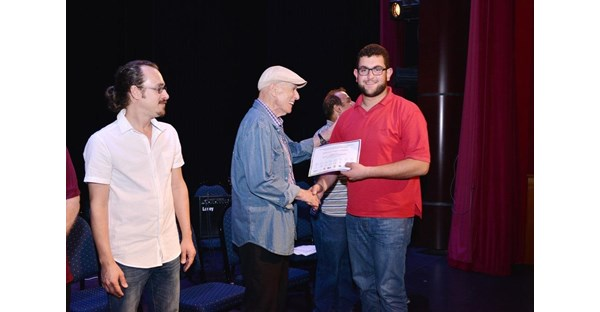 NDU Hosts LeBam Jazz Workshop 46