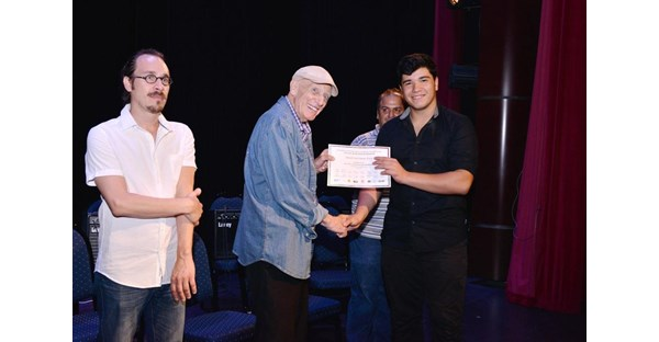 NDU Hosts LeBam Jazz Workshop 48