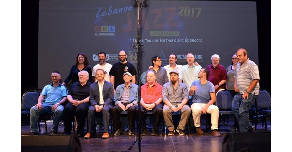 NDU Hosts LeBam Jazz Workshop 53