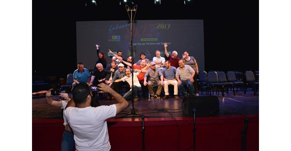 NDU Hosts LeBam Jazz Workshop 54