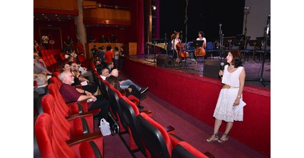 NDU Hosts LeBam Jazz Workshop 58