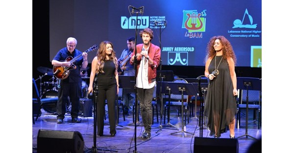 NDU Hosts LeBam Jazz Workshop 64