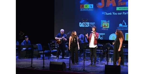 NDU Hosts LeBam Jazz Workshop 67