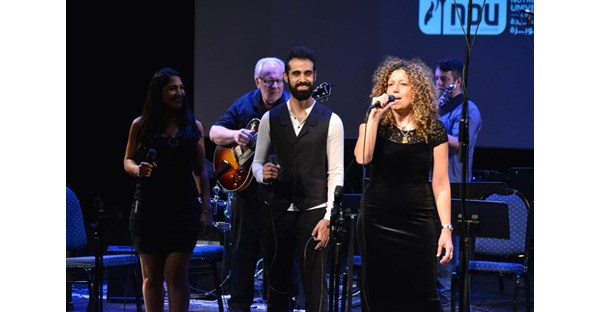 NDU Hosts LeBam Jazz Workshop 68