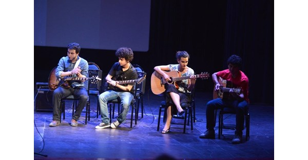 NDU Hosts LeBam Jazz Workshop 78