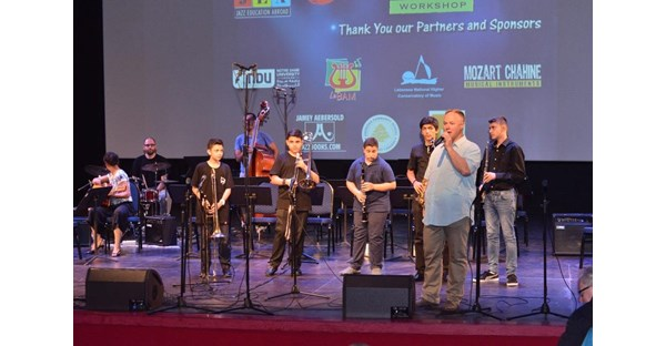 NDU Hosts LeBam Jazz Workshop 83