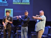 NDU Hosts LeBam Jazz Workshop 84
