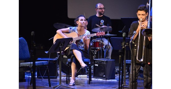 NDU Hosts LeBam Jazz Workshop 86