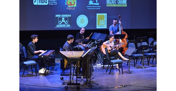 NDU Hosts LeBam Jazz Workshop 89