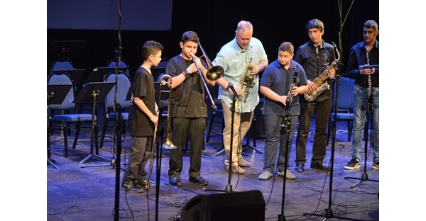 NDU Hosts LeBam Jazz Workshop 90