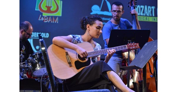 NDU Hosts LeBam Jazz Workshop 92