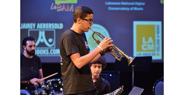 NDU Hosts LeBam Jazz Workshop 94
