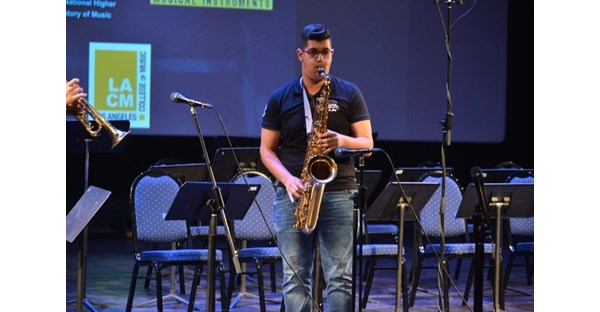 NDU Hosts LeBam Jazz Workshop 95