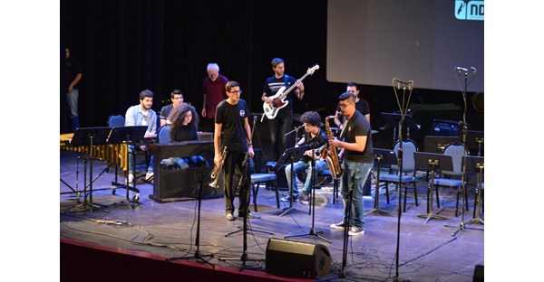 NDU Hosts LeBam Jazz Workshop 96