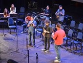 NDU Hosts LeBam Jazz Workshop 99