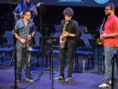 NDU Hosts LeBam Jazz Workshop 101
