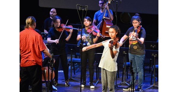 NDU Hosts LeBam Jazz Workshop 102