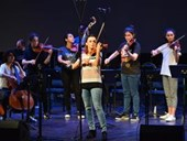 NDU Hosts LeBam Jazz Workshop 105