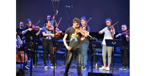NDU Hosts LeBam Jazz Workshop 107