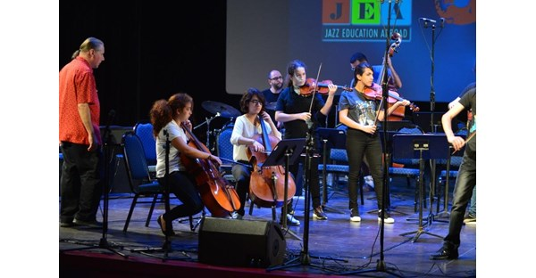 NDU Hosts LeBam Jazz Workshop 110