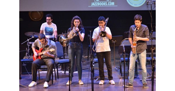 NDU Hosts LeBam Jazz Workshop 111