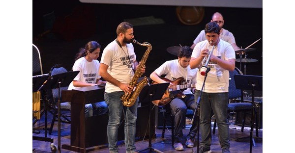 NDU Hosts LeBam Jazz Workshop 117