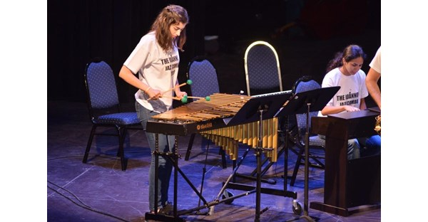 NDU Hosts LeBam Jazz Workshop 119