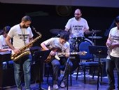 NDU Hosts LeBam Jazz Workshop 120