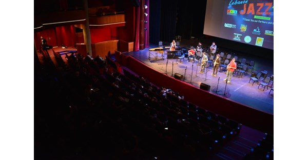 NDU Hosts LeBam Jazz Workshop 121