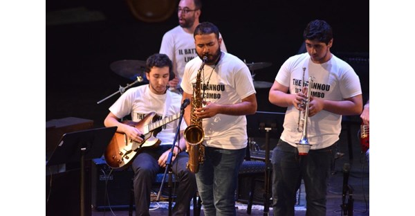 NDU Hosts LeBam Jazz Workshop 122
