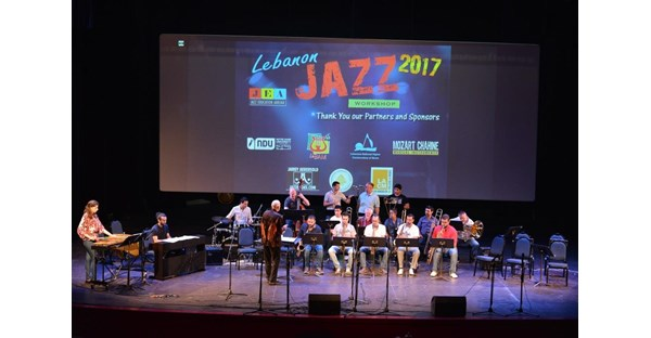 NDU Hosts LeBam Jazz Workshop 130