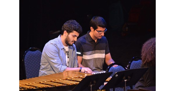 NDU Hosts LeBam Jazz Workshop 132