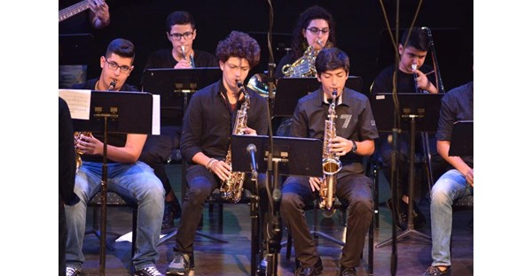 NDU Hosts LeBam Jazz Workshop 134