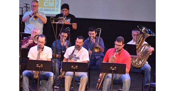 NDU Hosts LeBam Jazz Workshop 140