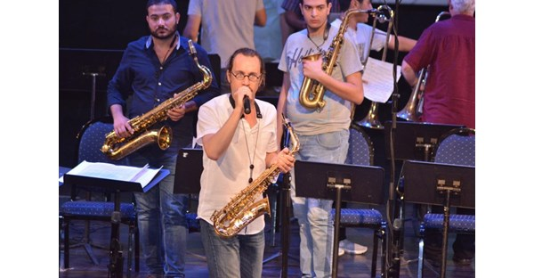 NDU Hosts LeBam Jazz Workshop 143