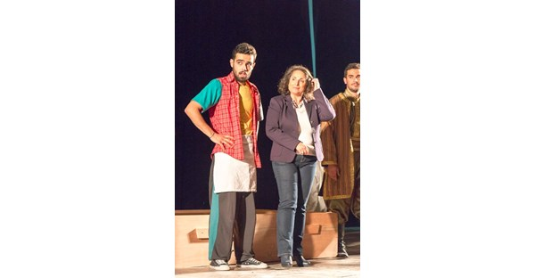 Theater Arts Season at NDU SC 19