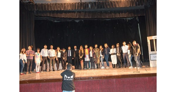Theater Arts Season at NDU SC 21